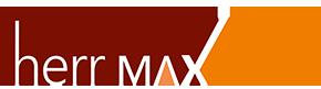 Herr Max Logo